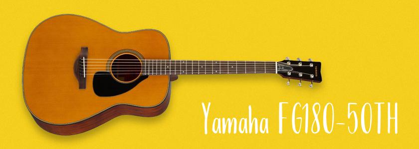Yamaha FG180-50TH