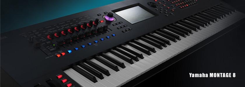 Профессиональные синтезаторы
