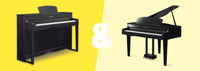 Цифровые пианино и рояли