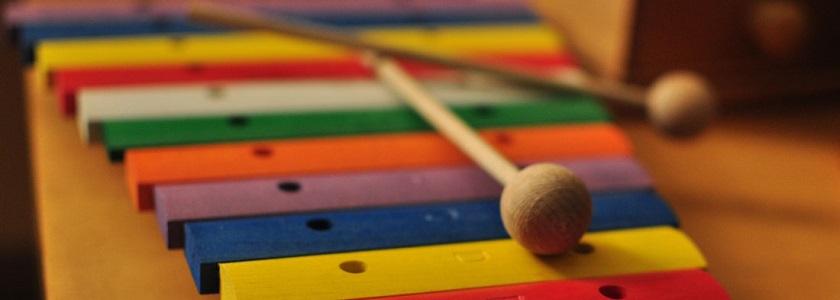 Ксилофоны и металлофоны