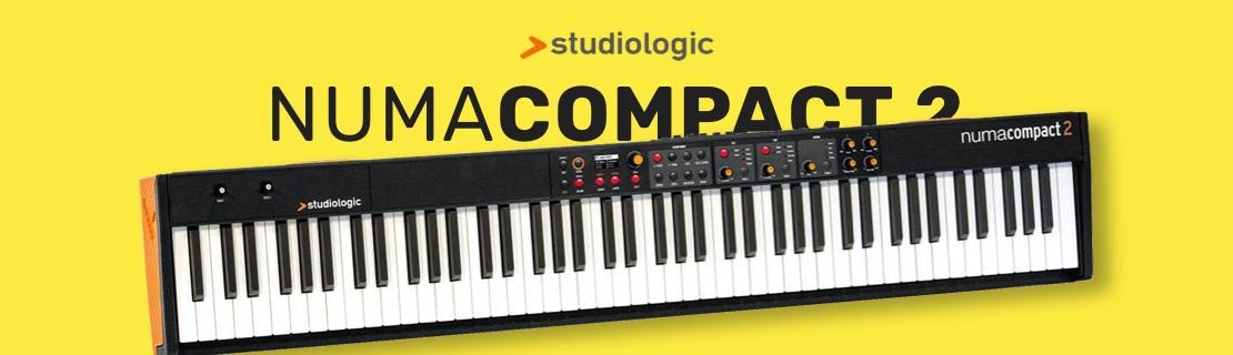Studiologic Numa Compact 2 - MuzikAnt.ua