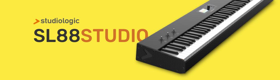 Studiologic SL88 Studio - MuzikAnt.ua