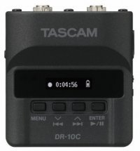 Tascam DR-10CH-Micro Linear PCM recorder w/SHURE Jack