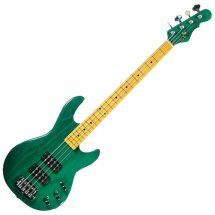 G&L L2000 FOUR STRINGS (Clear Forest Green. Maple)