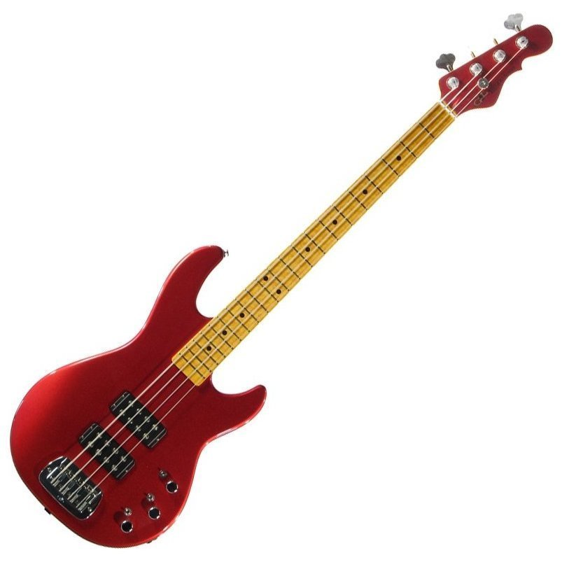 Бас-гитара G&L L2000 FOUR STRINGS (Candy Apple Red. maple)