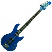 G&L L2000 FOUR STRINGS (Electric Blue. rosewood)