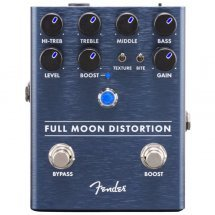 FENDER PEDAL FULL MOON DISTORTION