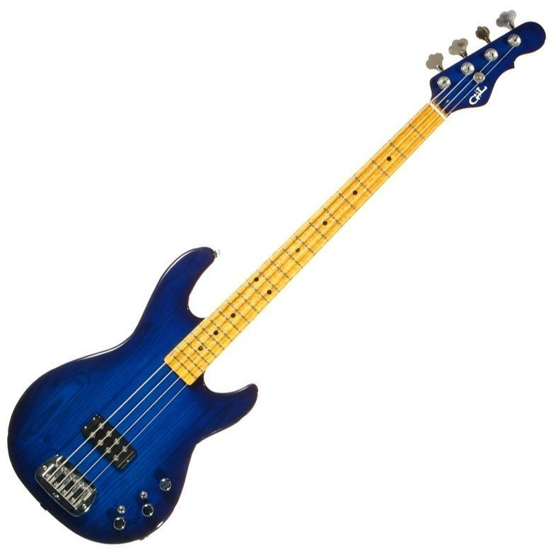 Бас-гитара G&L L1500 FOUR STRINGS (Blueburst. maple)
