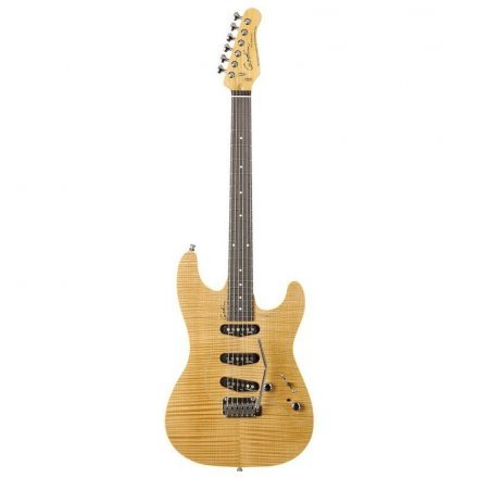 Электрогитара Godin 031092 - PASSION RG3 Natural Flame RN with Tour Case