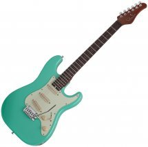 Schecter Nick Johnston DS Trad A.Green
