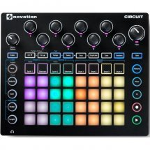 DJ контроллеры Novation CIRCUIT