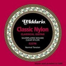 D'Addario EJ27N 1/2 Nylon Student Classiсs (Normal Tension)