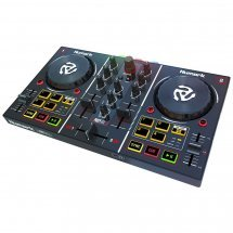DJ контроллеры Numark Party Mix Party DJ Control System with audio outputs