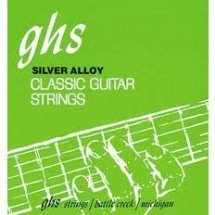 GHS T6S CLASSIC 6TH STRING SILVERED COOPER