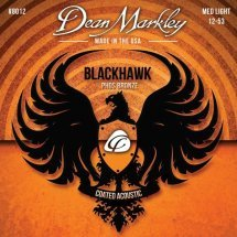 Dean Markley 8012 Blackhawk Acoustic Phos ML 12-53