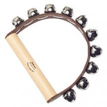 Rohema Leather Handbell 10 bells