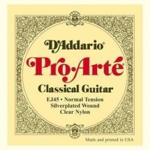 D'Addario Pro-Arte EJ45 Nylon (Normal Tension)