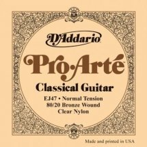 D'Addario EJ47 Nylon Pro-Arte Normal (28-43)