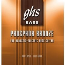 GHS Strings S325 Phosphor Bronze