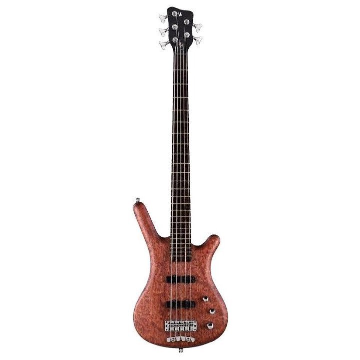 Бас-гитара Warwick GERMAN PRO SERIES CORVETTE STD BUBINGA 5 A/A (NAT)