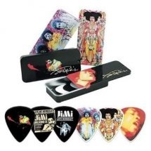 Dunlop JH-PT24 Jimi Hendrix Collector Picks