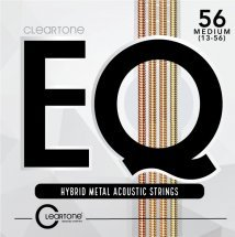 Cleartone 7813 EQ Hybrid Metal Acoustic Medium 13-56