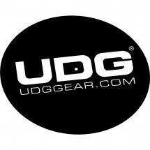 UDG Turntable Slipmat Set Black/White