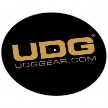 UDG Turntable Slipmat Set Black/Golden