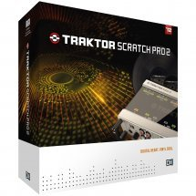 Звуковые карты и аудио-интерфейсы для DJ Native Instruments TRAKTOR Scratch Pro 2