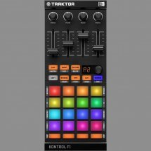 DJ контроллеры Native Instruments TRAKTOR Kontrol F1