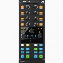 DJ контроллеры Native Instruments TRAKTOR Kontrol X1 MK2