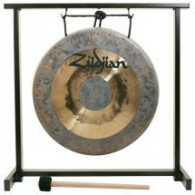ZILDJIAN 12 TRADITIONAL GONG AND TABLETOP STAND SET