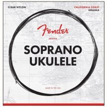 FENDER UKULELE STRINGS, SOPRANO