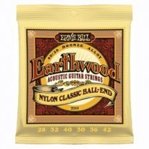 Ernie Ball P02069 Folk Nylon Ball End