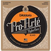 D'Addario EJ43 Pro-Arte Light Tension