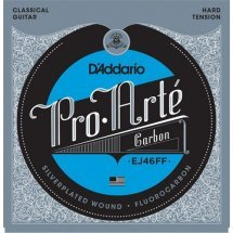 D'Addario EJ46FF Pro-Arte Carbon Hard Tension