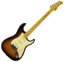 G&L LEGACY (Tobacco Sunburst. 3-ply Vintage Creme. maple)