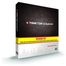 Звуковые карты и аудио-интерфейсы для DJ Native Instruments TRAKTOR Scratch Upgrade Kit