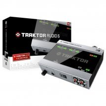 Звуковые карты и аудио-интерфейсы для DJ Native Instruments TRAKTOR AUDIO 6 DJ