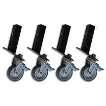 Universal Effects Power Wheel Feet x 4