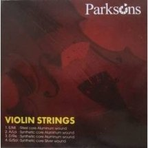 Струны для скрипок Parksons Violin