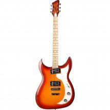 Godin Dorchester Cherry Burst HG MN with Bag