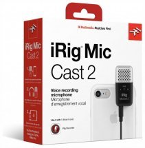 IK Multimedia IRIG MIC CAST2
