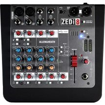 Стейджбоксы Allen & Heath Ален Хит Allen & Heath ZEDi-8